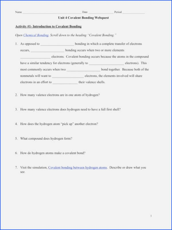 Valence Electrons Worksheet Answers Best Of Valence Electrons Worksheet Answers