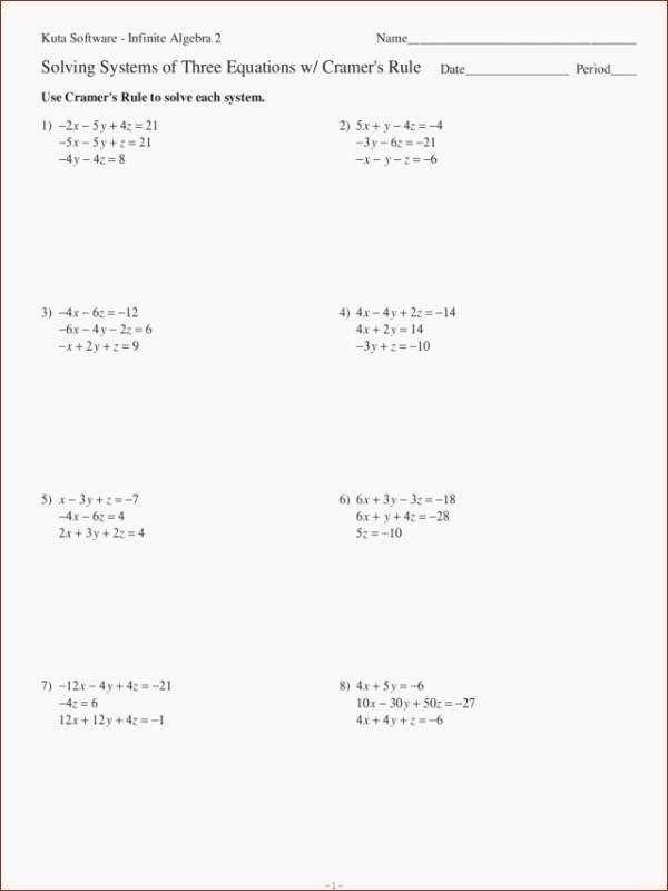 Variables On Both Sides Worksheet Awesome solving Equations with Variables Both Sides Worksheet