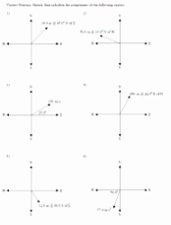 Vector Addition Worksheet with Answers Beautiful Vector Addition Worksheet with Answers Download Printable