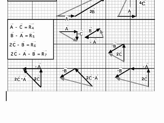 Vectors Worksheet with Answers Inspirational Vectors Worksheet Answers