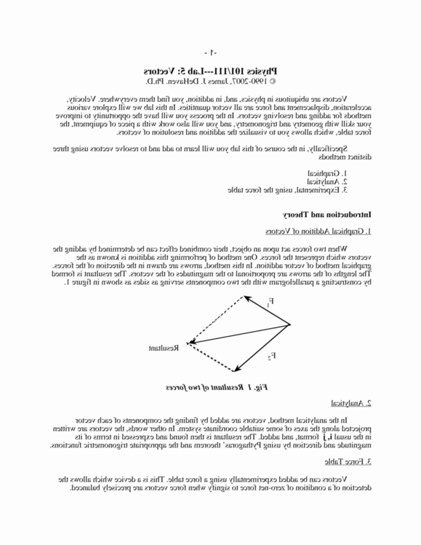 Vectors Worksheet with Answers Unique Adding Vectors Direction