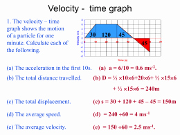Velocity Time Graph Worksheet Luxury Direct and Inverse Variation Worksheet
