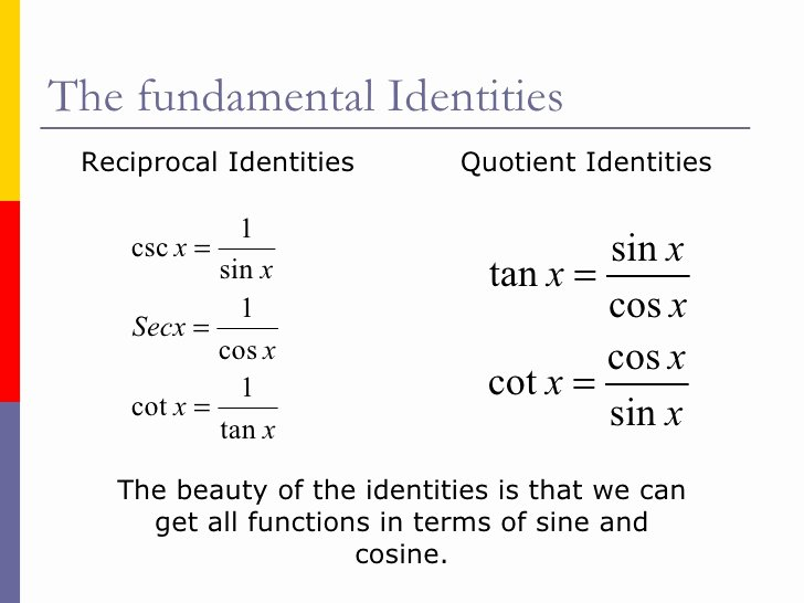 Verify Trig Identities Worksheet Fresh Verifying Trigonometric Identities