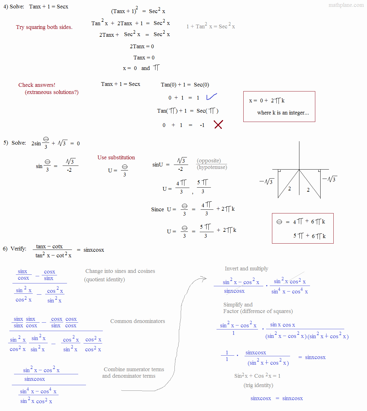 Verifying Trig Identities Worksheet Beautiful Math Plane Trig Identities I Introduction