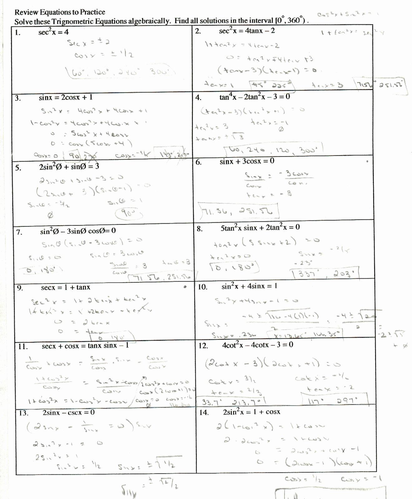 Verifying Trig Identities Worksheet Best Of Worksheet Verifying Trigonometric Identities Worksheet