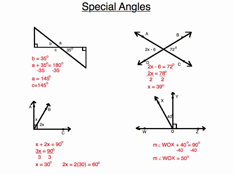 Vertical Angles Worksheet Pdf Lovely Plementary Angles Worksheet