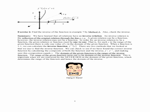 Vertical Line Test Worksheet Awesome Vertical Line Test Lesson Plans & Worksheets