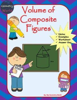 Volume Of Composite Figures Worksheet Elegant Geometry Worksheet Volume Of Posite Figures by My