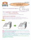 Volume Of Composite Figures Worksheet Fresh Volume Posite Figures Teaching Resources