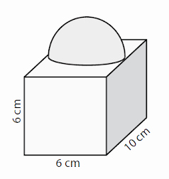 Volume Of Composite Figures Worksheet New Mathematics 10