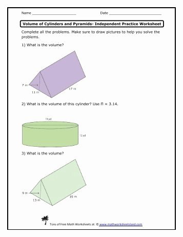 Volume Of Cylinders Worksheet Lovely Ratio and Rates Word Problems Independent Practice Worksheet