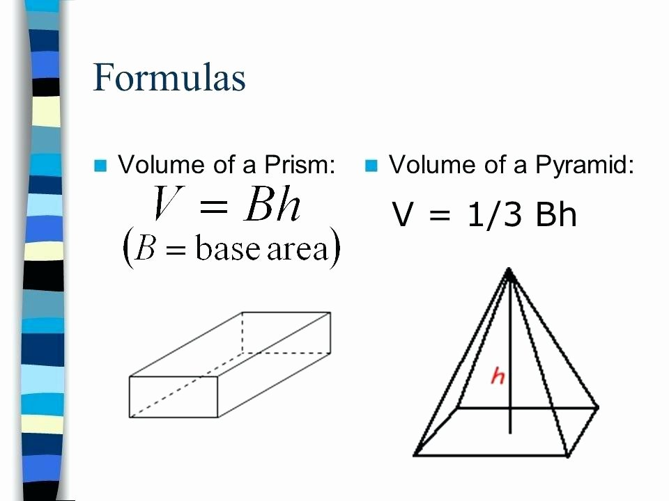 Volume Of Pyramids Worksheet New Pyramid Worksheet – Paintingmississauga