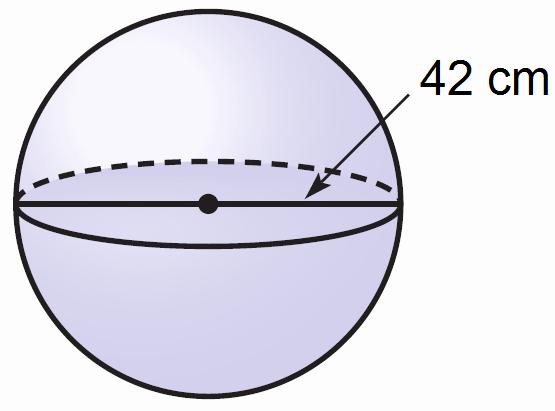 Volume Of Spheres Worksheet Awesome Finding the Volume Of A Sphere Worksheet