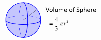 Volume Of Spheres Worksheet Best Of Volume Of Sphere formulas Worksheets solutions