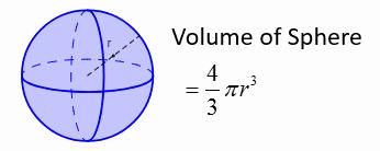 Volume Of Spheres Worksheet Best Of Volume Of Sphere formulas Worksheets solutions