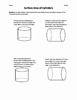 Volume Word Problems Worksheet Elegant Surface area Free Worksheets and Word Problems On Pinterest
