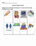 Wants Vs Needs Worksheet Awesome Free Economics Worksheets Resources & Lesson Plans