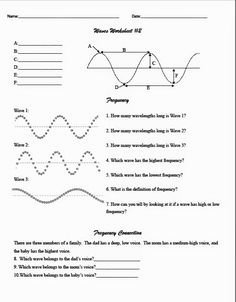Wave Review Worksheet Answer Key Fresh Electromagnetic Spectrum Worksheet