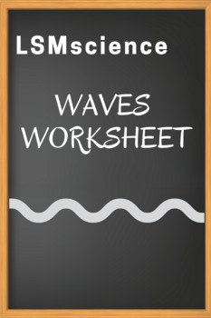 Wave Worksheet Answer Key New Waves Review Worksheet by Lsmscience