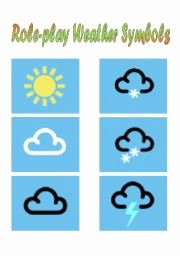 Weather Map Symbols Worksheet New Weather Symbols for Kids Clipart Best