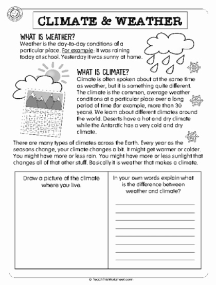 Weather Vs Climate Worksheet Beautiful Geography Worksheet New 582 Geography Worksheets Climate