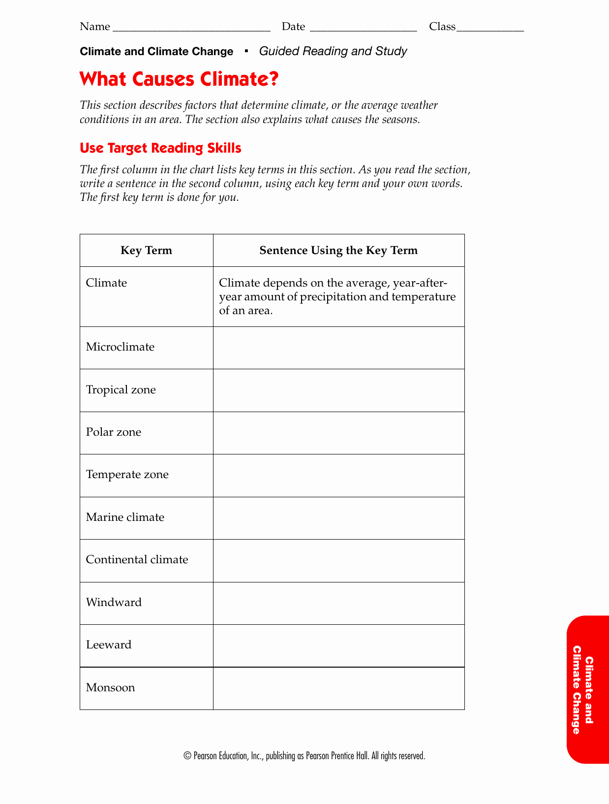 Weather Vs Climate Worksheet Beautiful Worksheet Climate Worksheet Grass Fedjp Worksheet Study Site