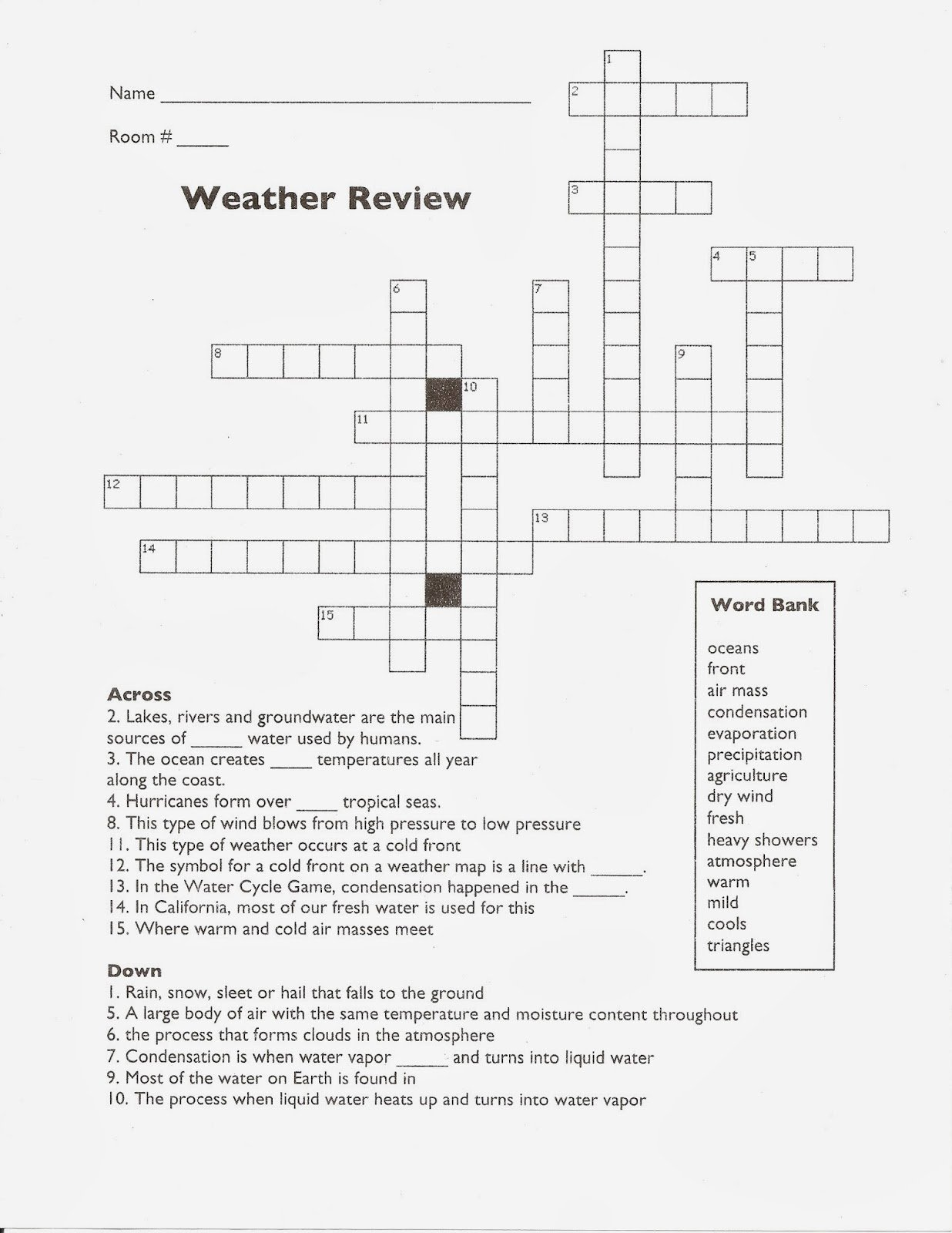 Weather Vs Climate Worksheet Best Of Mr Gantt S Earth Science Lab Blog 5th Grade Week 6
