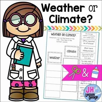 Weather Vs Climate Worksheet Elegant Best 25 Weather and Climate Ideas On Pinterest
