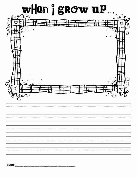 When I Grow Up Worksheet Luxury Image Result for when I Grow Up Printable Worksheets