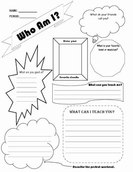 Who Am I Worksheet Awesome who Am I Worksheets and Dr who On Pinterest