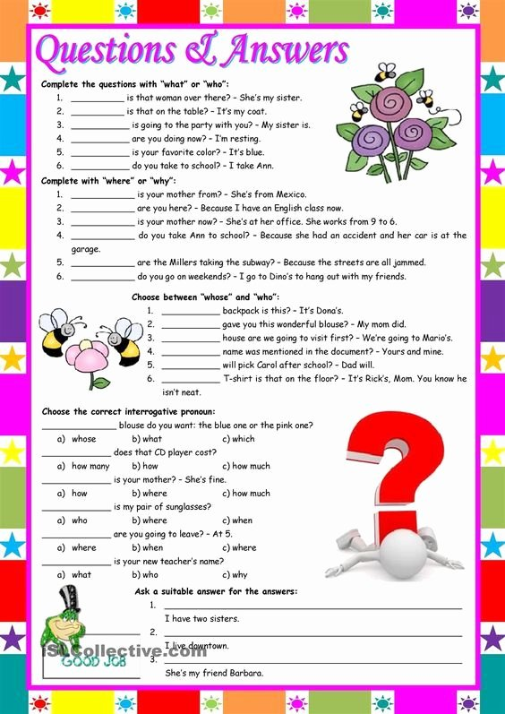 Whose Phone is This Worksheet Awesome 25 Best Ideas About Wh Questions On Pinterest