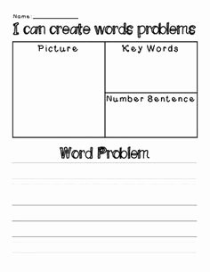 Whose Phone is This Worksheet New Word Problems with too Much Information Read the Simple