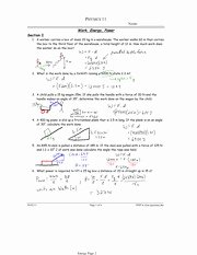 Work Power and Energy Worksheet Best Of Phys 11 Adding Vectors Worksheet solutions Vectors Con T