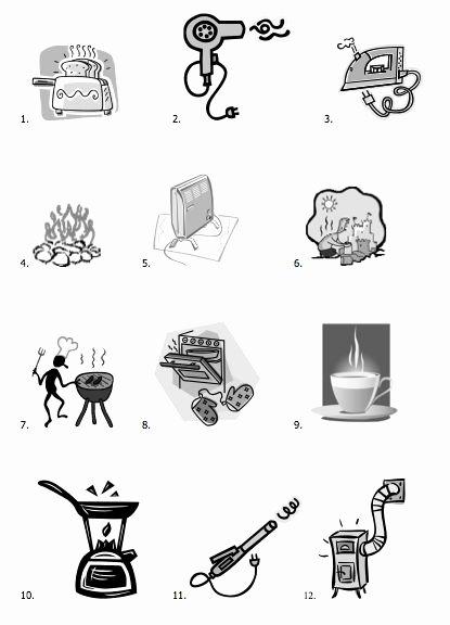 Worksheet Methods Of Heat Transfer Elegant Heat Energy Transfer Worksheet