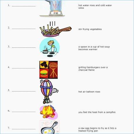 Worksheet Methods Of Heat Transfer New Worksheet Methods Heat Transfer the Best Worksheets