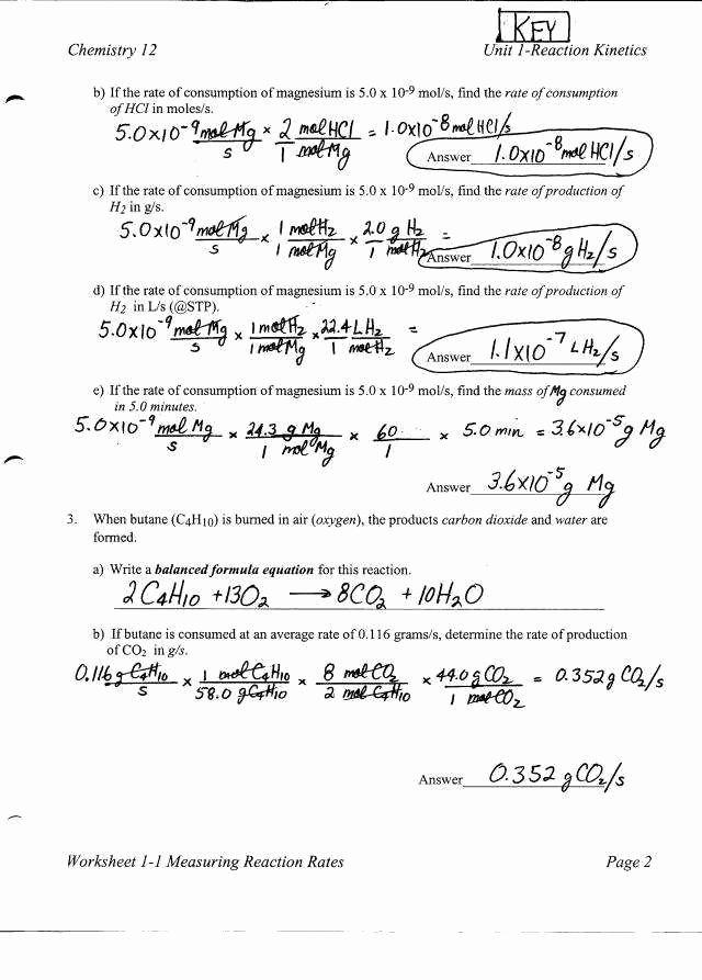 Worksheet Mole Problems Answers Inspirational Mole to Mole Stoichiometry Worksheet