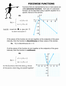 Worksheet Piecewise Functions Answer Key Awesome Worksheet Piecewise Functions