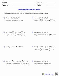 Writing A Function Rule Worksheet Best Of Writing Equation Of Circles Worksheets