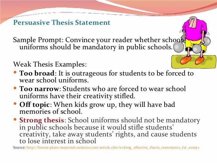 Writing A thesis Statement Worksheet Inspirational Teaching thesis Statements to High School Students