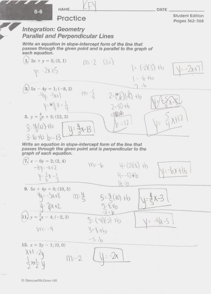 Writing Linear Equations Worksheet Answers Fresh Awesome Writing Linear Equations Worksheet Answer Key