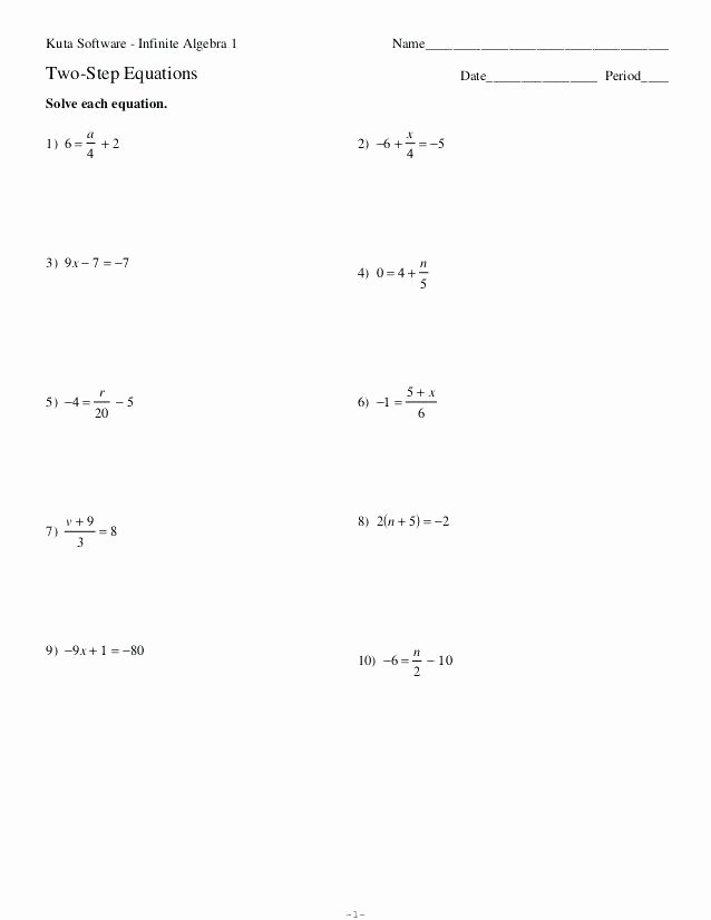 Writing Linear Equations Worksheet Answers New Writing Linear Equations Worksheet Answers the Best