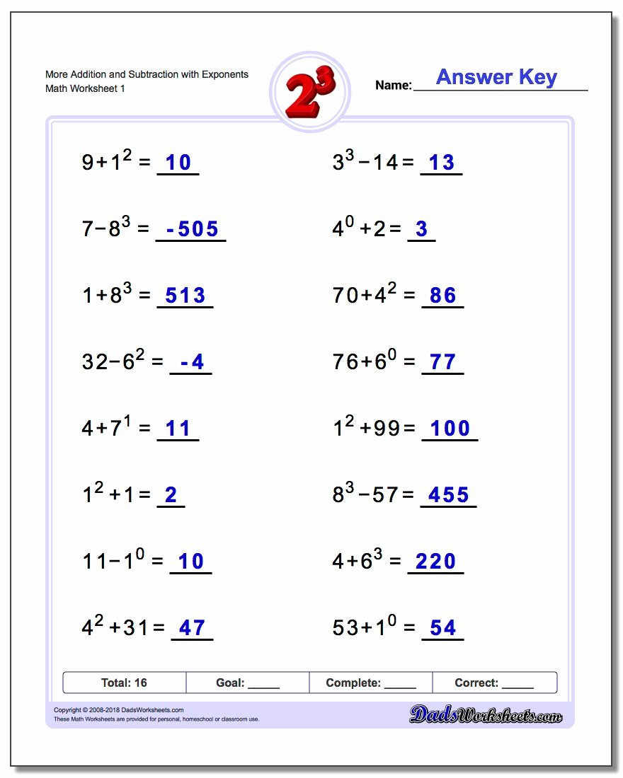 Zero and Negative Exponents Worksheet New Worksheet Zero and Negative Exponents Worksheet Grass